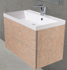База под раковину BelBagno Regina REGINA-700-2C-SO-MR подвесная 70 x 45 x h55 см цвет Marmo Rosa