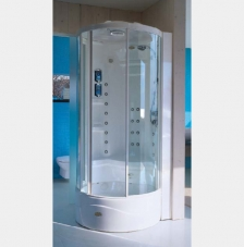 Душевая кабина Jacuzzi Flexa Tower ELT8 9447-131А хром