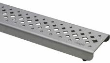 Дизайн-решетка Viega Visign RS3 492304 94 x 94 см матовая нержавеющая сталь смеситель wasserkraft oste 51202l купить